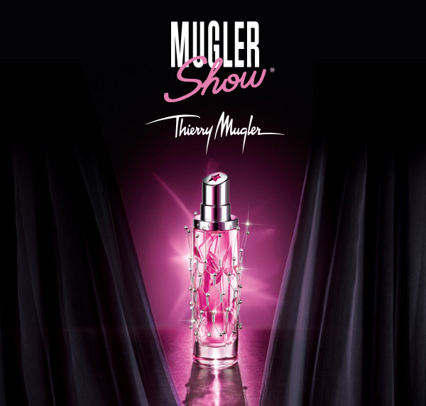 MUGLER SHOW NEW FRAGRANCE