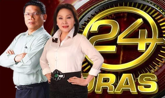 24 Oras December 15 2016 SHOW DESCRIPTION: 24 Oras is the flagship national network news broadcast of GMA Network. A nightly national newscast which airs in the Philippines. Launched in […]