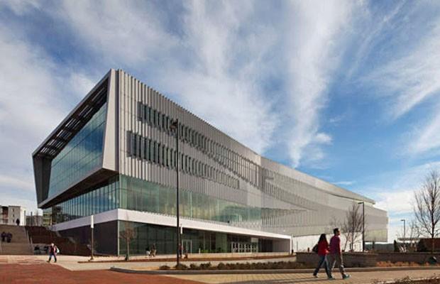 James B. Hunt Jr. Library at North Carolina State University