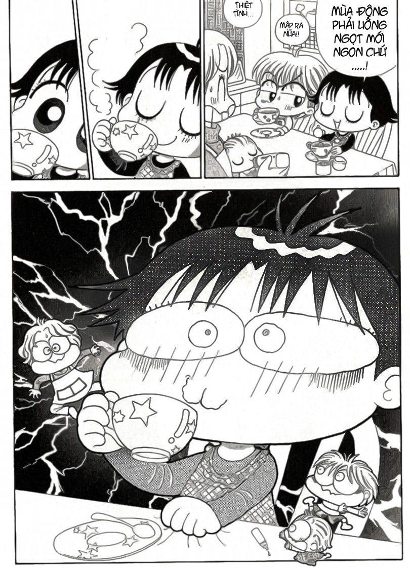 Kocchi Muite! Miiko chap 5 - Trang 5
