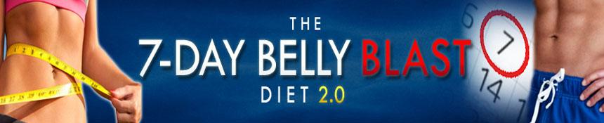 7 Day Belly Blast Diet -GET SPECIAL OFFER-
