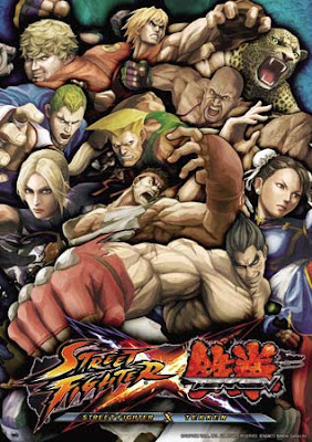 Street Fighter X Tekken - Fotos do Game