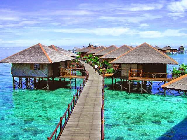 10 Tempat Berbulan Madu Terbaik di Dunia