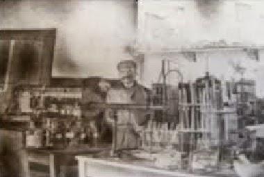 ΕΤΟΣ 1895 ΤΟ ΠΡΩΤΟ ΔΗΜΟΣΙΟ ΧΗΜΕΙΟ ΤΗΣ ΕΛΛΑΔΑΣ ΣΤΑ ΧΑΝΙΑ