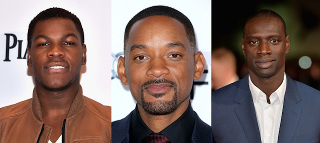 John Boyega will smith omar sy acteur peau noire black skin