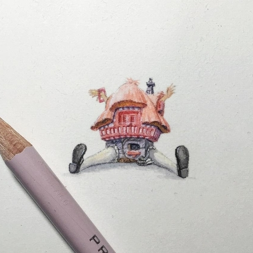 25-Go-Ask-Alice-in-Wonderland-Karen-Libecap-Star-Wars-&-other-Miniature-Paintings-and-drawings-www-designstack-co