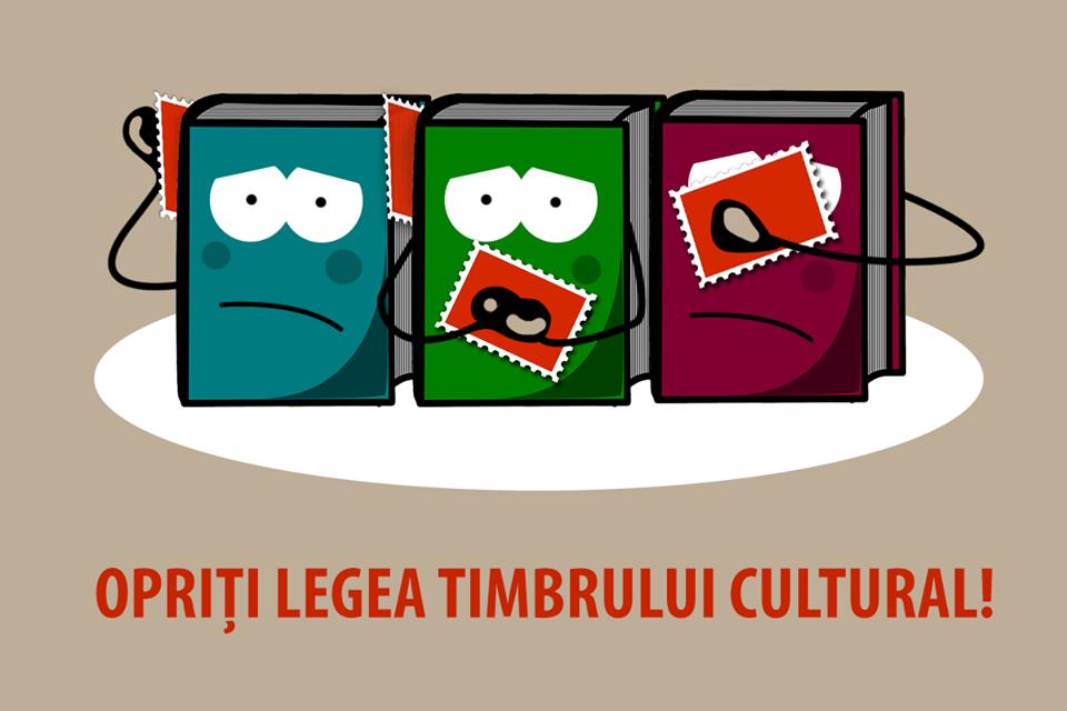 Spune NU Timbrului Cultural!