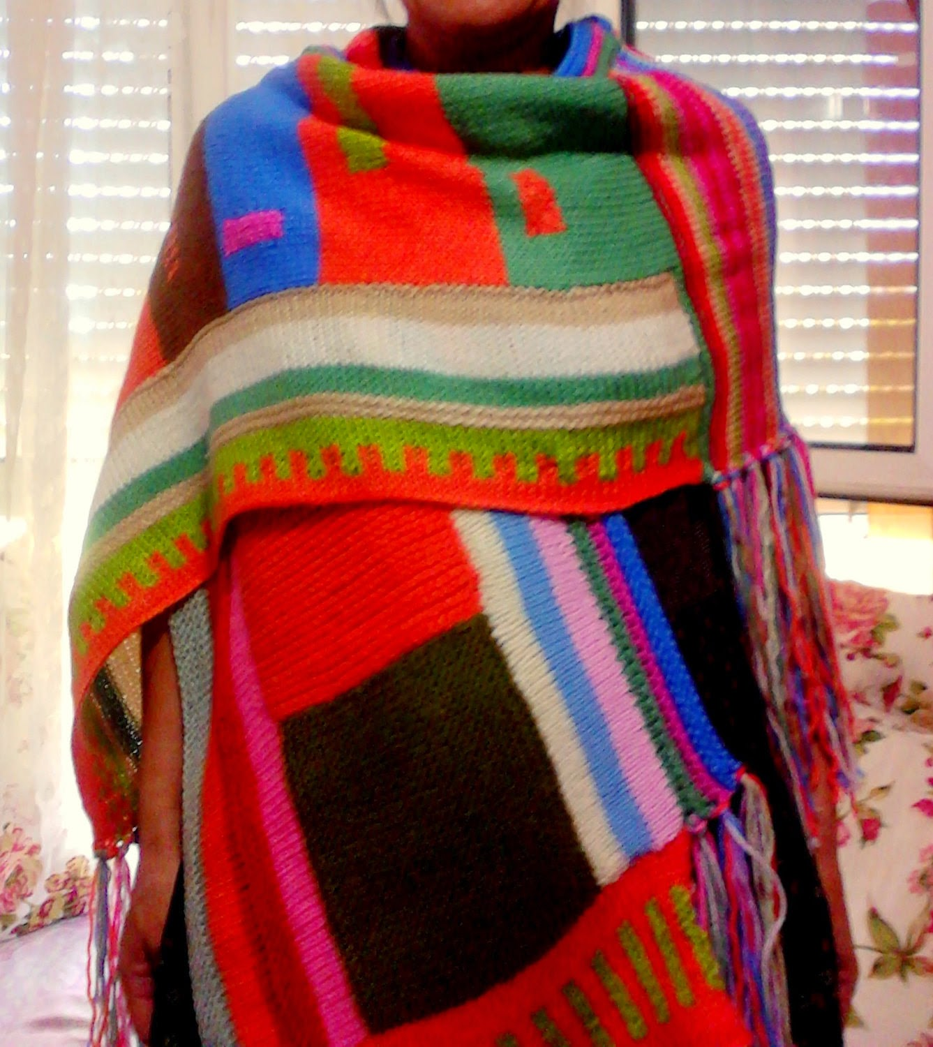 https://www.etsy.com/listing/54246073/hand-knit-shawl-scarf-wrap-joyful-colors