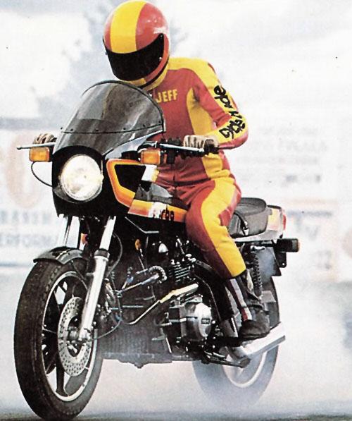 Turbo Bike Pic: OddBike: Kawasaki Z1R-TC