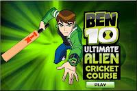 Ben 10 Supremacia Alienígena: Curso de Críquete