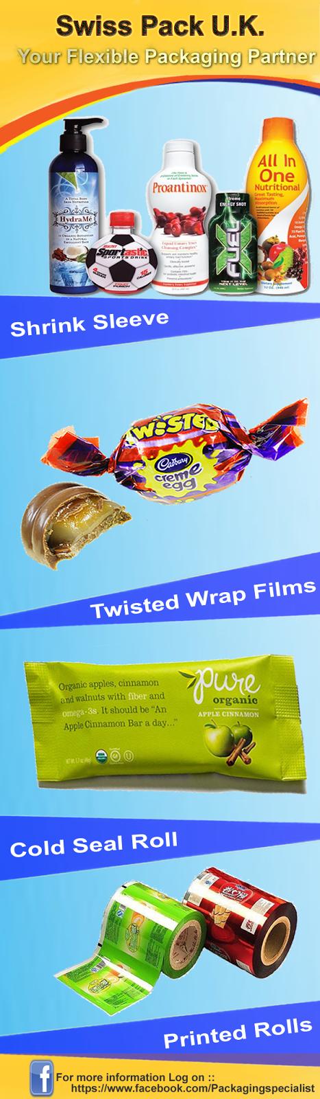 Swiss Pack - Your Flexible Packaging Partner