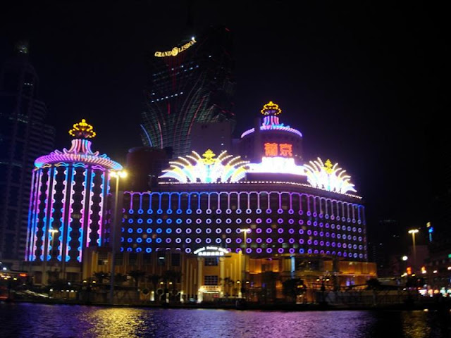 World Travel Agency Travel the world RTW- Family Travel Casino In Macau
