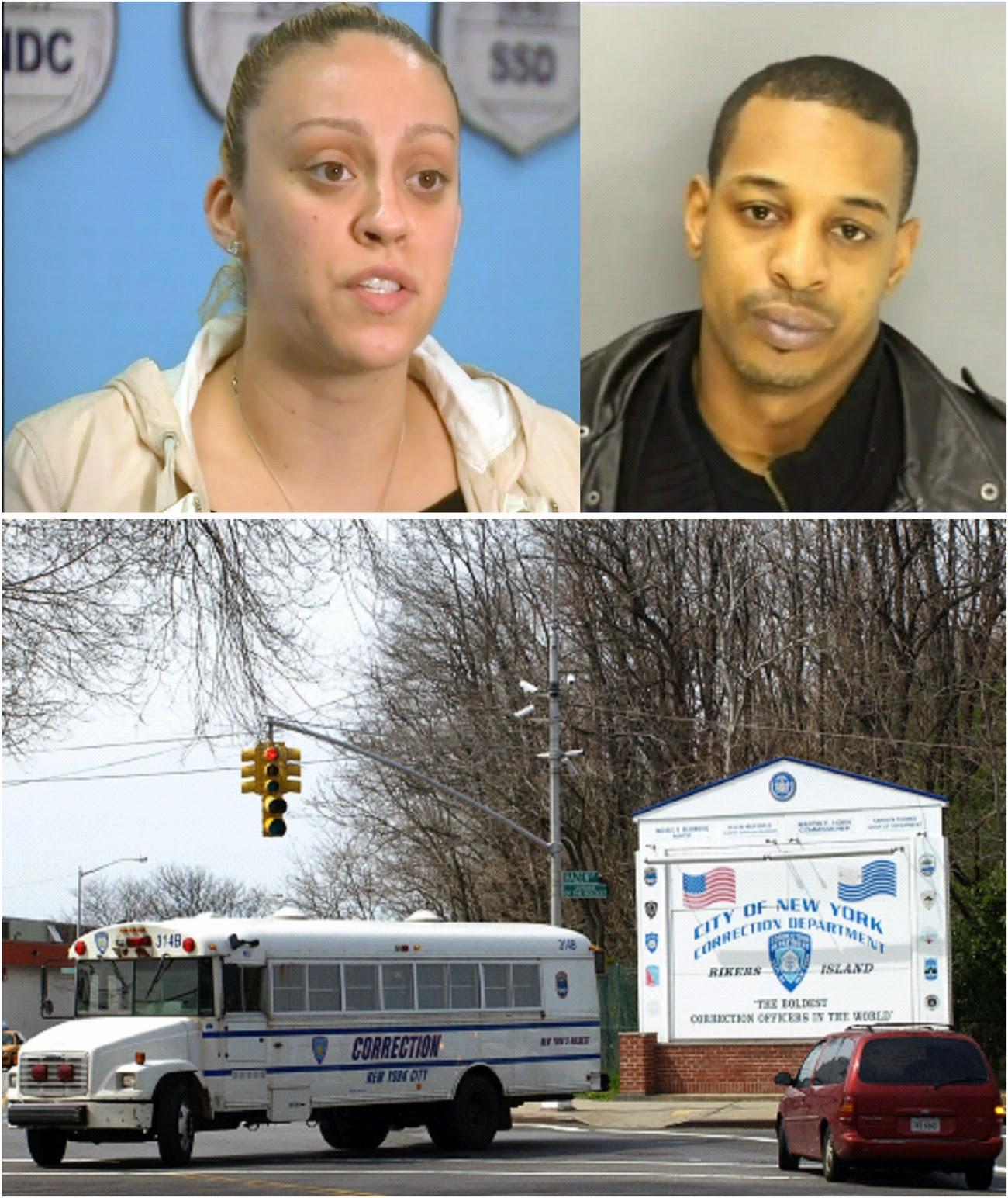 Oficial de corrección dominicana en Rikers Island denuncia que un preso la violó