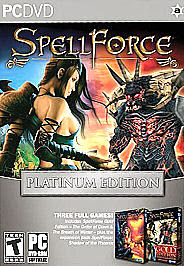 SpellForce Platinum Edition Game