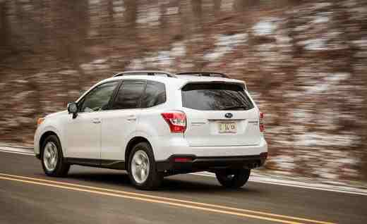 Forester 2.5i Touring, 2014 Subaru Forester 2.5i Touring Images Review