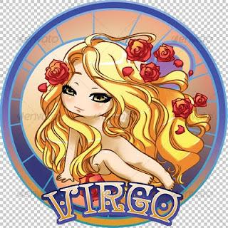 Gambar Zodiak Virgo
