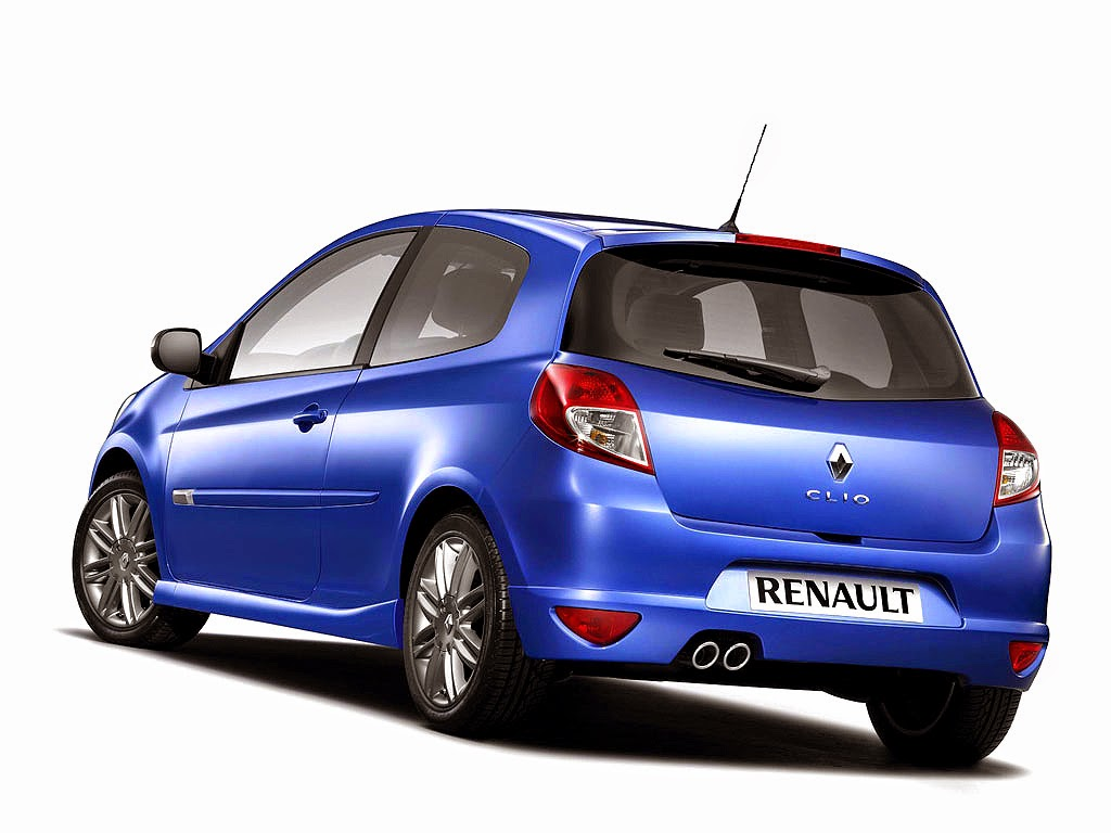 Renault Clio consumo de combustivel