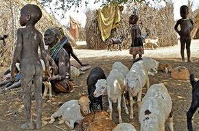 Poblado Nyangatom