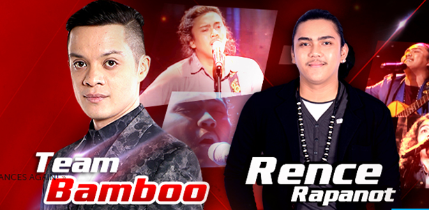 Rence Rapanot sings 'Karaniwang Tao' on The Voice PH' Grand Finals