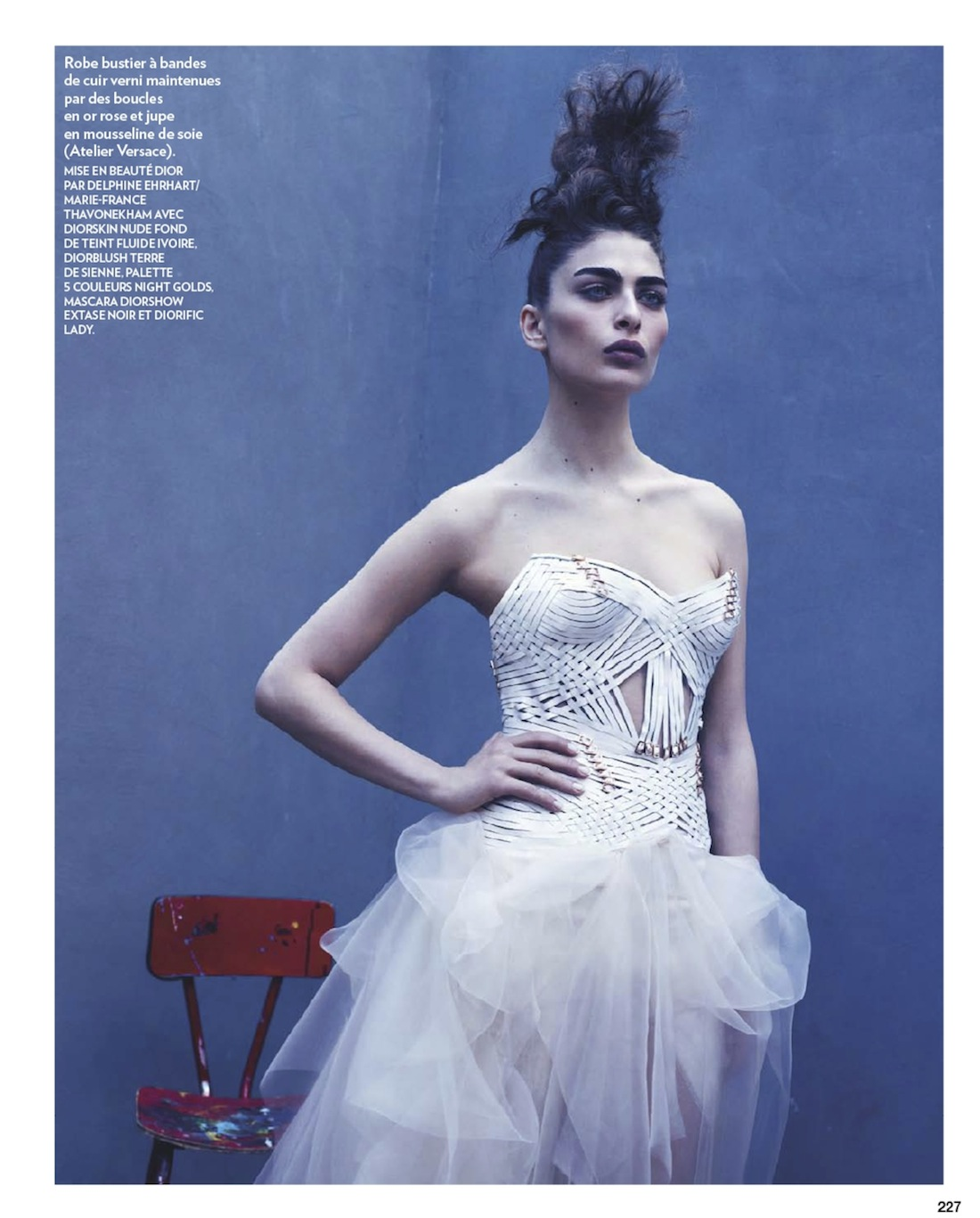 reve de couture etuna vashakidze by max cardelli for marie claire france december 2012 visual. Black Bedroom Furniture Sets. Home Design Ideas