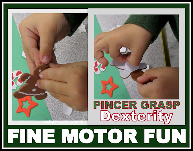 photo of: Pincer Grasp for Fine Motor Work via RainbowsWithinReach