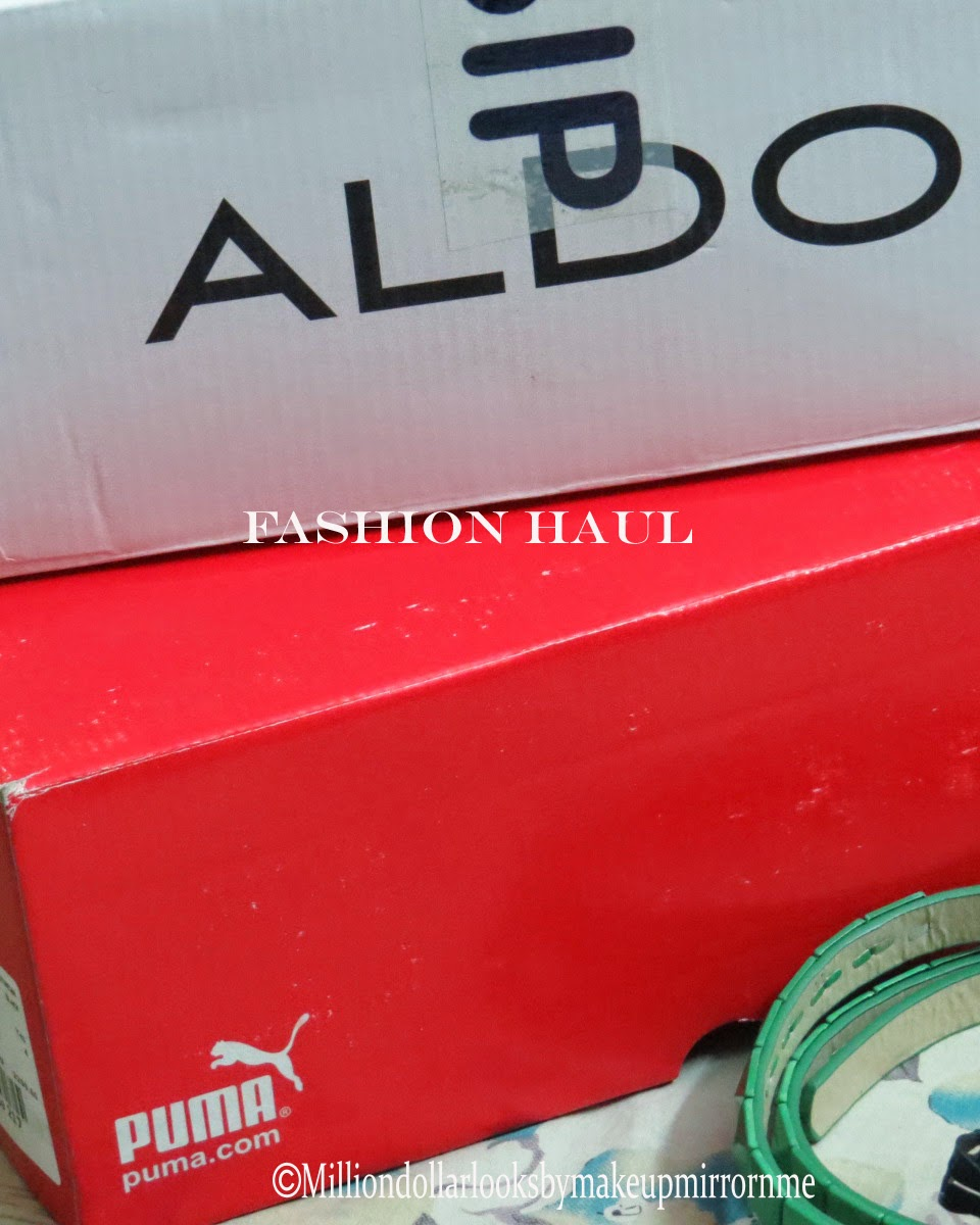 Indian fashion, beauty and makeup blog, Fashion Haul: Jabong.com & Aldo