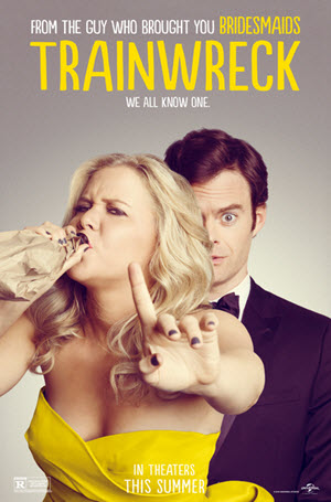Trainwreck: Official Theatrical Release Poster
