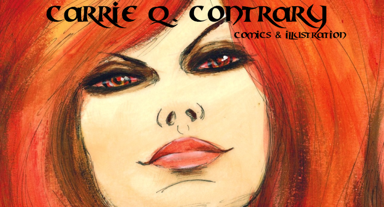 Carrie Q. Contrary
