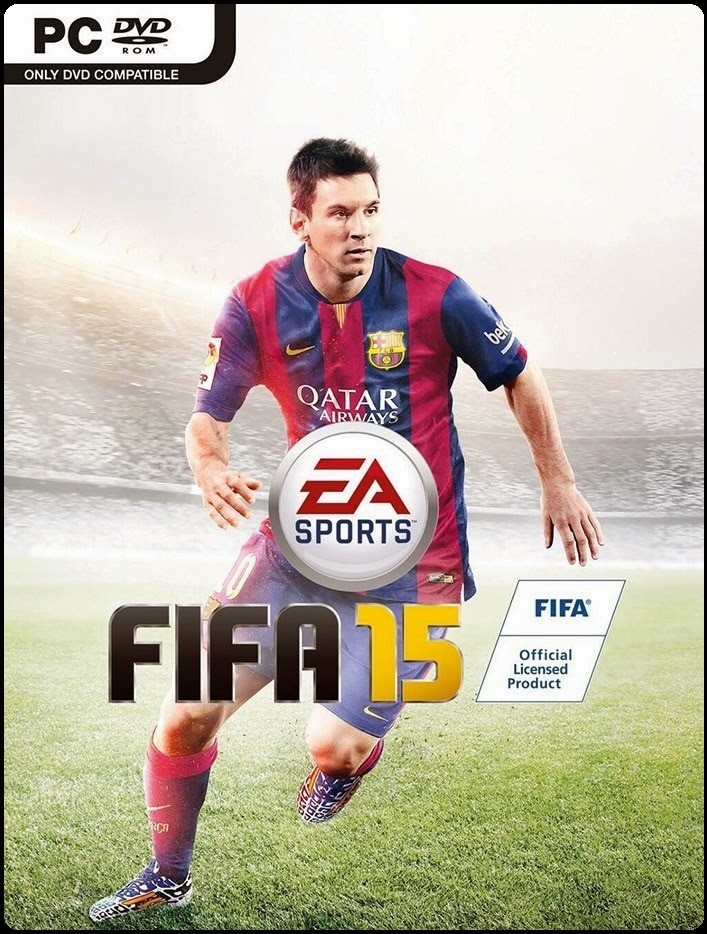 Download Game FIFA 15 Demo for PC