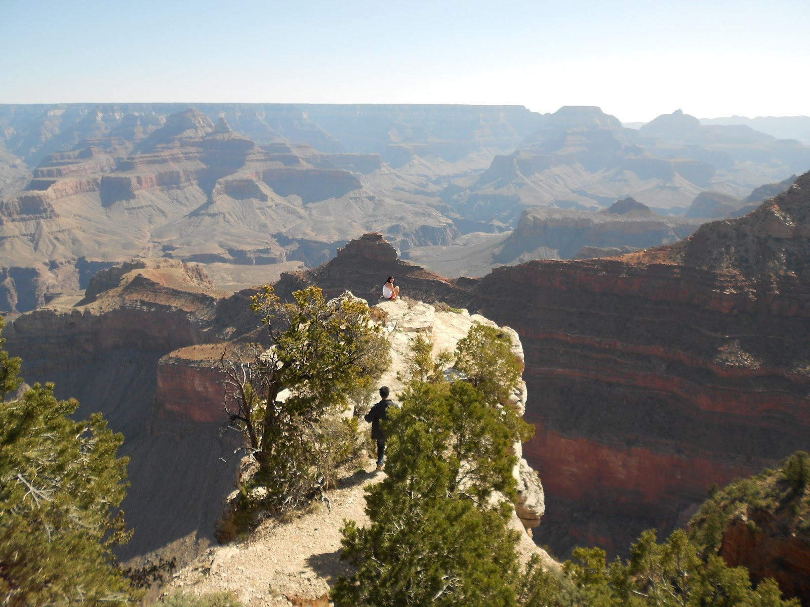 grand canyon experience Experience the iconic south rim of the grand canyon on a trip in a comfortable limo van from the las vegas strip.