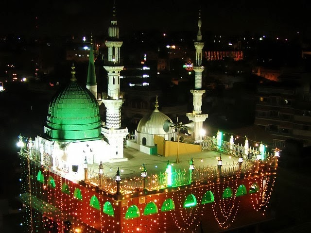 Happy eid melad ul nabi pak fashion for 12 rabi ul awal decoration