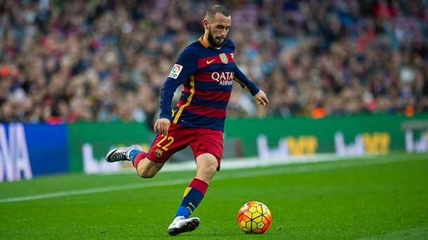 Ante el Espanyol, primer partido de Aleix Vidal en ataque con Neymar en el banquillo