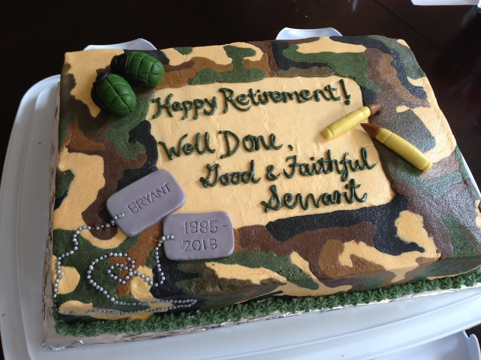 Joyce Gourmet Cake Toppers