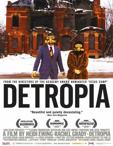 Ver Detropia (2012) Online