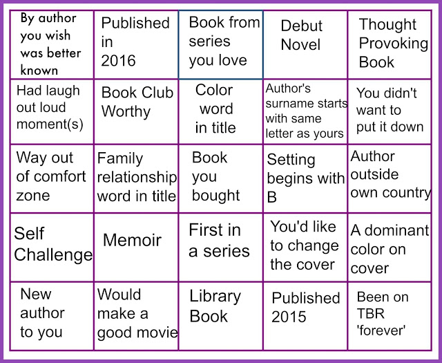 Full House Reading Challenge