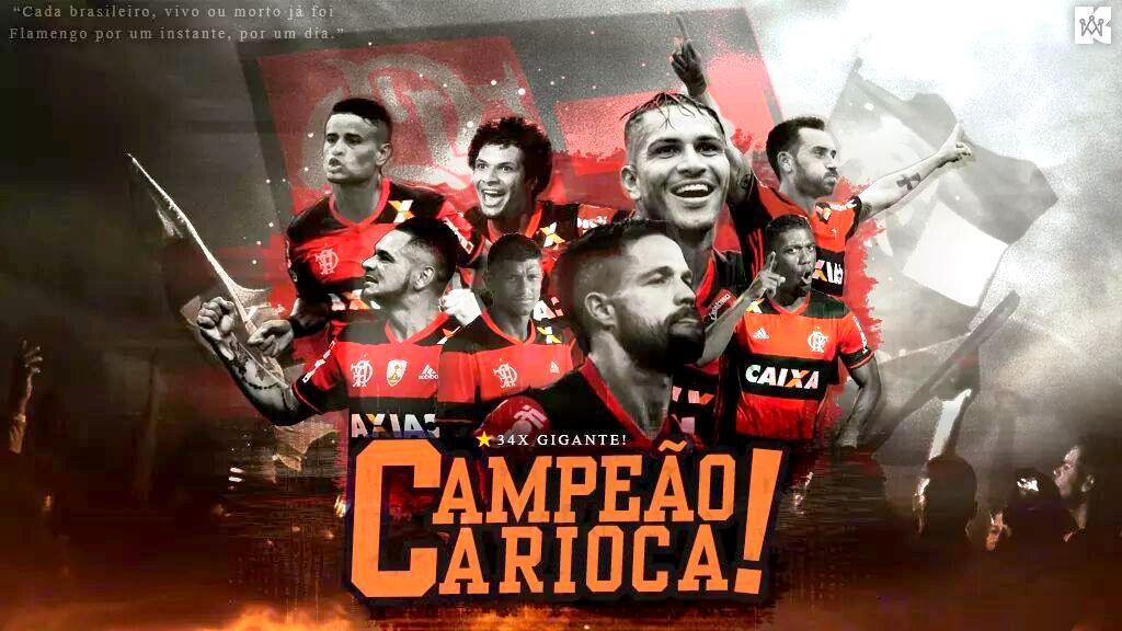 Campeão Carioca 2017