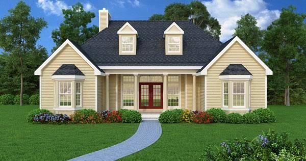 Planos de casas casas modernas dise os - Porches de casas modernas ...