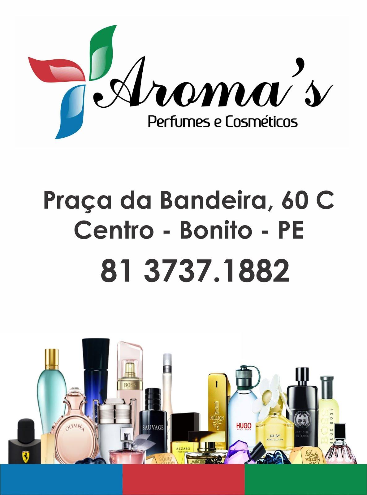 Publicidade - Aroma's