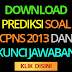 Download Soal CPNS 2013 PDF Gratis