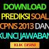 Prediksi Soal CPNS 2013 Kementerian Perencanaan Pembangunan Nasional