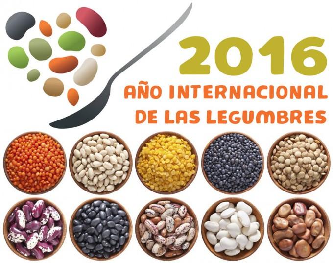 2016 Año internacional de las legumbres.