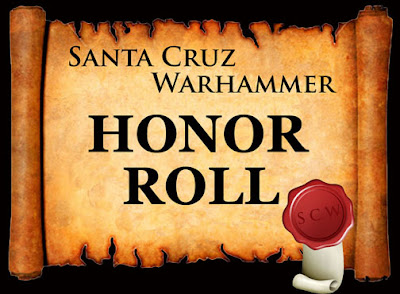 Santa Cruz Honor Roll