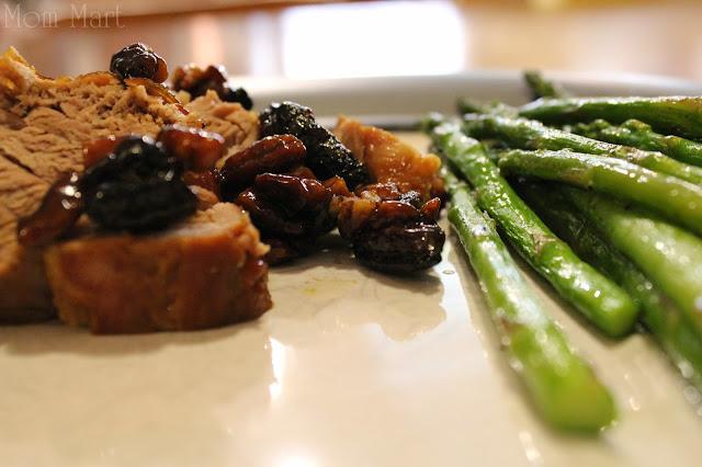 Pecan Glazed Pork Tenderloin #Recipe #Foodie #Yum Holiday Meal