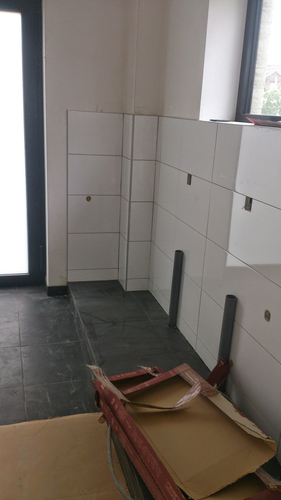 Kaboutersgezochtdeel2 12 en 13 juli deuren geplakt ikea dressing ophalen kasten bureau in - Coulissan deur je dressing bladeren ...