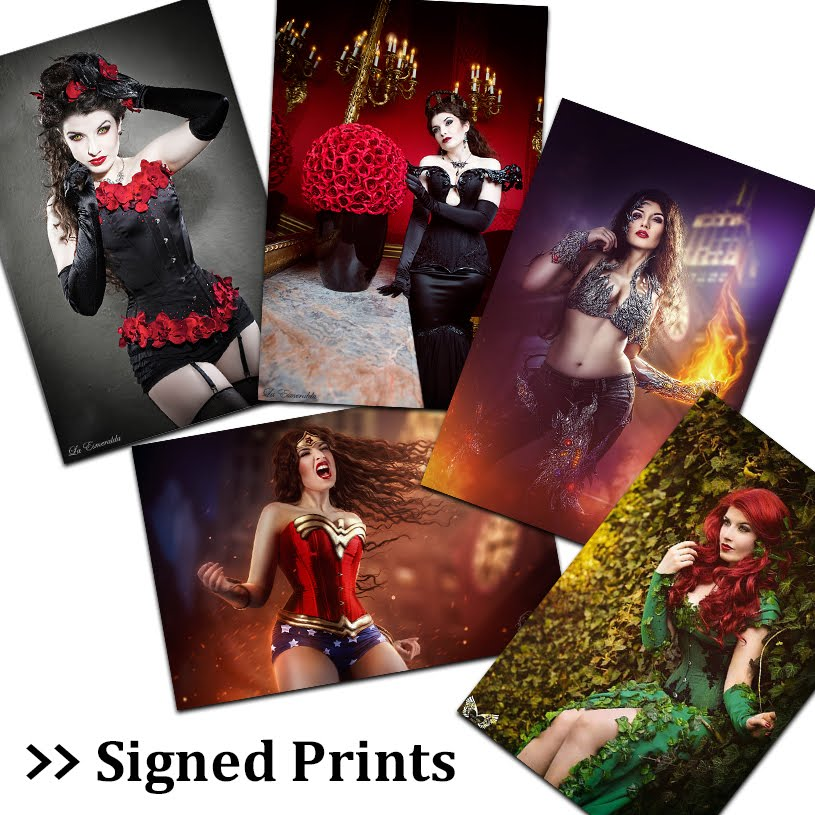 Signed Prints