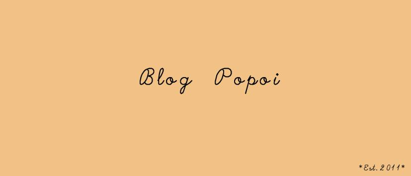 blog popoi