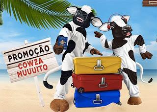 Participar promoção Toddy 2015 Cowza Muito
