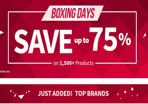 Well.ca Boxing Days Save Up To 75% Off
