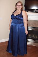 Anita's Grad Dress