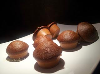 light barley mini muffins - mini muffin leggeri con orzo #muffin #minimuffin #healthyrecipe #dolcileggeri #dietmuffinsrecipes